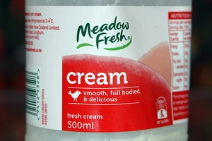 Goodman Fielder makes brands such as Vogel's bread, Meadowfresh milk and yoghurt, and Meadowlea butter and margarine. Photo / Andrew Warner
