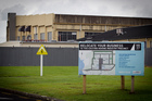 The Yard 37 marine industry precinct, former RNZAF Hobonsville air base hangars at Hobsonville Point. Photo / Natalie Slade