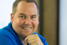 Serko co-founder and chief executive Darrin Grafton. Photo / Richard Robinson