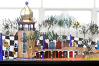 The proposed Hundertwasser. Photo/Michael Cunningham