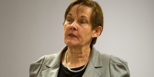 Lawyer Marie Dyhrberg - appointed a QC - a long overdue recognition of a resolute defence lawyer. Photo / NZ Herald