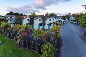 Kiwipaka is Rotorua's second biggest provider of tourist accommodation.