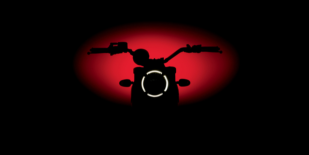 Ducati announced to its workforce the new Scrambler model, set for release early 2015. Photo / Supplied
