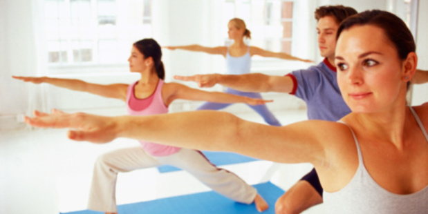 Yoga is a great way to stay fit in the winter. Photo / Thinkstock