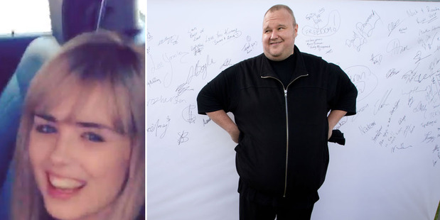 Has Dotcom already moved on from Mona? Photo / supplied