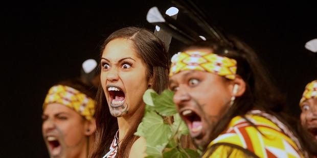 Te Pikikotuku o Rongomai is looking forward to performing at Te Matatini next year. Photo / File