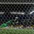 Croatia's goalkeeper Stipe Pletikosa deflects the ball as Brazil's Neymar scores his side's second goal. Photo / AP