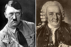 Adolf Hitler and Carl Linnaeus