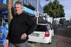 IDEA: Tauranga retailer Bill Campbell hopes free parking will work in the CBD.