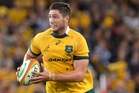 Rob Simmons has started in every match of the Wallabies' six-test winning streak.  Photo / Getty Images