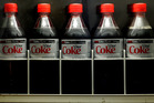 Diet coke contains the artificial sweetener aspartame. Photo / Brett Phibbs