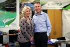 New Zealand Educational Tours' operations director Adele Marsden and managing director Ian Turner focus on international students.