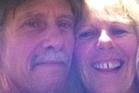 Chris Semb and wife Sharon Finlay-Semb