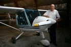 Murray Foster says teaching flying is a real challenge. Photo / APN