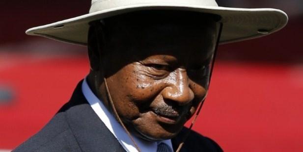 Ugandan President Yoweri Museveni. Photo / AFP