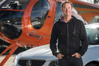Driven interviewed New Zealand motorsport legend Greg Murphy at Ardmore Airfield, and talked cars, helicopters and Men's Health week. Photo / Ted Baghurst