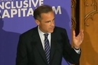 Bank of England Governor Mark Carney's speech to the Conference on Inclusive Capitalism in London on May 27, 2014.