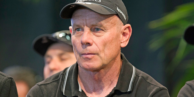 In comparison, Sir Russell Coutts is rumoured to have been paid about US$10m to run Larry Ellison's Oracle campaign. Photo / NZ Herald