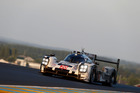 Power and drivetrain problems stifled Porsche's hopes of ending their return to Le Mans on a high. Photo / Supplied