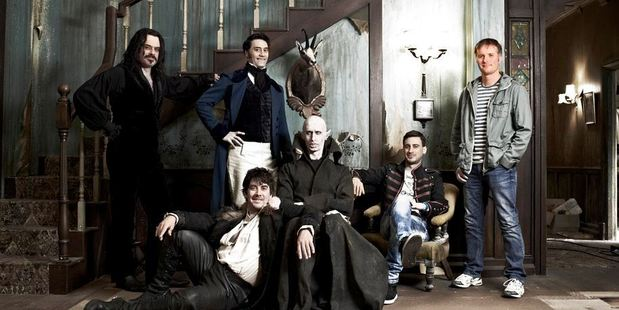 What We Do in the Shadows is a bit of a joke.