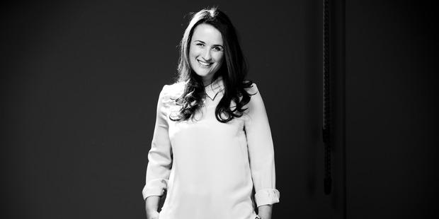 Shona Grundy, CEO of Trigger Happy. Picture / Babiche Martens