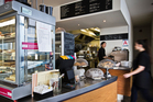Dunk Cafe in Parnell. Photo / Greg Bowker