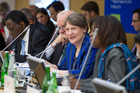 Helen Clark could breach the exclusive male domain of UN secretary-general. Photo / UN