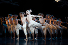 Matthew Bourne's Swan Lake, being performed in Australia. Photo / Helen Maybanks