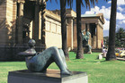 The Art Gallery of New South Wales' integrated 1871 sandstone building and new wing is worth a visit.