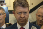 Labour leader David Cunliffe. Photo / One News