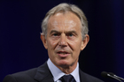Former British Prime Minister Tony Blair. Photo / AP