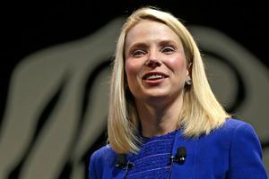 Yahoo, led by CEO Marissa Mayer. Photo / AP