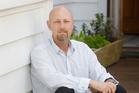 Hamilton City Councillor Ewan Wilson. Photo / New Zealand Herald / Christine Cornege.