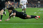 All Blacks Ma'a Nonu.