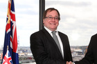 NZ Minister of Foreign Affairs Hon Murray McCully. Photo / Jason Oxenha