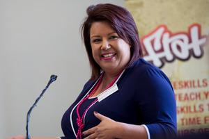 Social Development Minister Paula Bennett. Photo / Chris Loufte