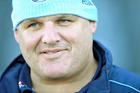 Wallabies coach Ewen McKenzie. Photo / NZPA