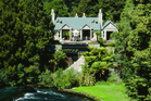 Huka Lodge is noted for its distinguished guest list.