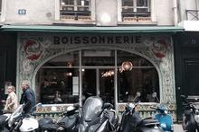 Fish la Boissonnerie is owned by New Zealander Drew Harris. Photo / Supplied, Paris Tourist Office.