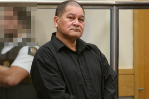 CYF caregiver Taite Hemi Kupa sentenced for abusing girls in his care. PICTURE/Northern Advocate