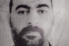 This Iraq government picture claims to show Abu Bakr al-Baghdadi, the leader of Isis. Photo / AP