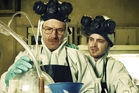The deeds of Breaking Bad characters Walter White (Bryan Cranston, left) and Jesse Pinkman (Aaron Paul) have provided a template for others.