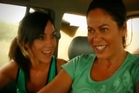 Carla Beazley (left) and Hereni Fulton are competing in The Amazing Race. Photo/Supplied