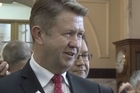 David Cunliffe has questioned how Prime Minister John Key knew about a letter Mr Cunliffe wrote for Donghua Liu weeks before it was received and released by the media.