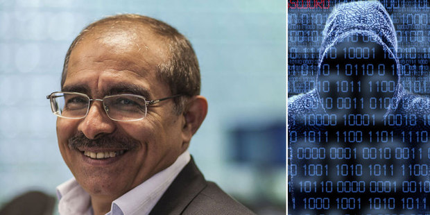 Professor Hossein Sarrafzadeh is an expert in how to protect yourself from cyber criminals.