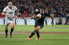 Malakai Fekitoa will make his first test start on Saturday. Photo / Phibbs