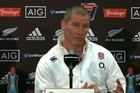 England coached Andy Farrel and Stuart Lancaster lament the critical decision making that let the All Blacks dominate the third quarter of Dunedin's second test match.
