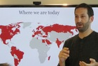 Matt Crystal, Pinterest's head of their international team, talks about the spread of Pinterest across the world.