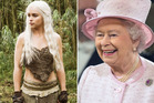 The Queen is to visit the Game of Thrones set during a visit to Northern Ireland. Photo / AP