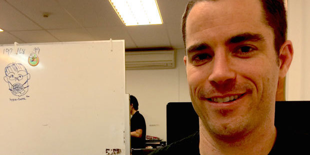 Roger Ver, the 'Bitcoin Jesus'. Photo / Twitter @bitcoin